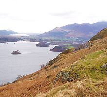 Derwent Water by GeorgeOne