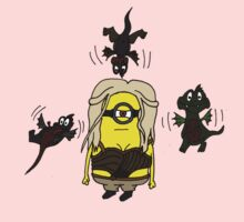 Minion Khaleesi by DrPop