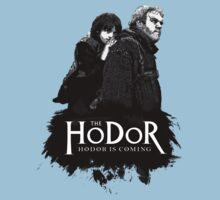 Hodor is Coming by Zombieflask