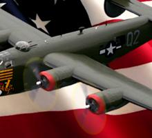 B-24 Liberator Give Me Liberty Sticker