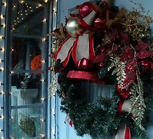 Wreath  at the Store by PicsbyJody