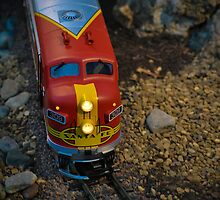 Toy Train III ~ Miniatures Series  by Jeanie93
