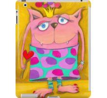 Monster Lady iPad Case/Skin