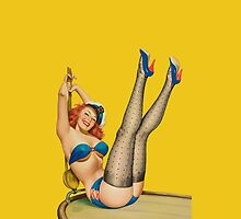 Pin up  by Calliste