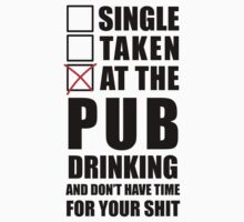 At the pub by SingleTaken