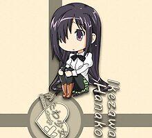 Chibi Hanako by ThatOneJakeGuy