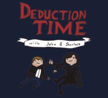 Deduction Time Kids Clothes