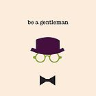 be a gentleman by jaelljaell