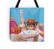 Woody Muff Diving Tote Bag