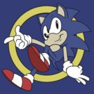 Sonic & Ring by Sonicboom53