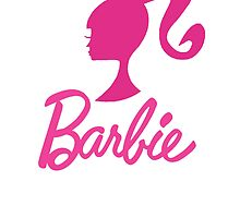 Barbie logo by letthemeatgas