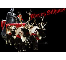 Merry Sithmas / Without Snow - Remastered Photographic Print