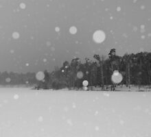 Christmas Wishes - Let It Snow! by Kasia Nowak