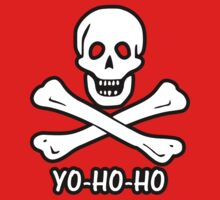 Pirate 10 YO-HO-HO by Mark Podger