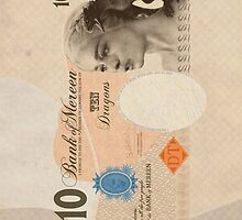 Kalheesi Bank Note by chubbyblade