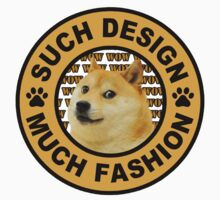 Doge (such design, much fashion) by benyuenkk