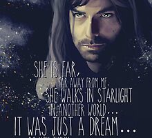 Kili - The Hobbit the desolation of Smaug by KanaHyde