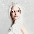 Queen of snow by PinkK
