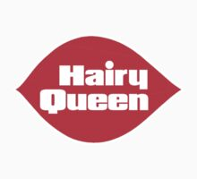 Hairy Queen Parody Logo by AdultTitles