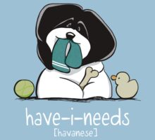Have-i-Needs Havanese {white} by offleashart