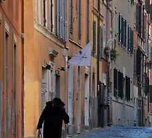In Rome... Once in a while ! by Alessandro Pinto