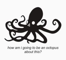 How am I Going to be an Octopus About This? Bastille by Rob DelZotto