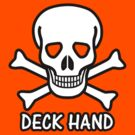 Pirate 43 DECK HAND by Mark Podger