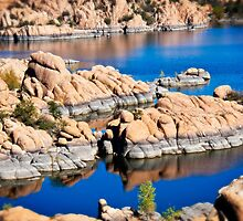 Prescott Arizona Granite Dells by Lee Craig