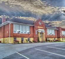 Pikeside School by James Brotherton