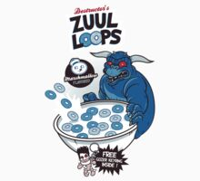 Zuul Loop Stickers by Geekkong
