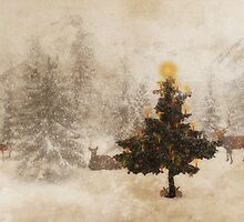A Christmas in the Forest by Denise Abé