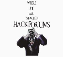 HackForums - Where It All Started by achsoess