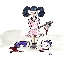 Little Miss Hatchet  by JolieMatthews
