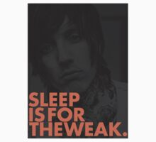 Oli Sykes - Sleep Is For The Weak by PaulLoughran