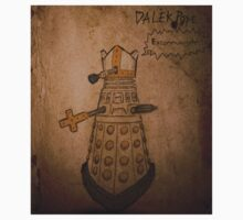Dalek Pope by Luke Barclay