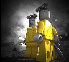 Lego Breaking Bad by AbsoluteLegend
