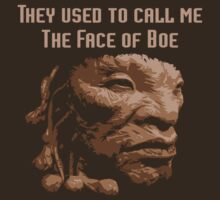 The Face of Boe by kittenkirby