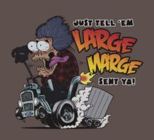 Large Marge Fink by Jeremy Kohrs