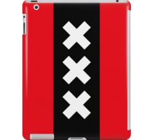 Amsterdam – Coat Of Arms iPad Case/Skin