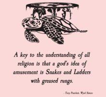 Pratchett Quote 12 by Dominic Taranto