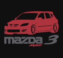 Mazda 3 MPS - 1 by TheGearbox