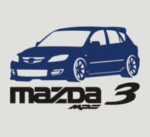 Mazda 3 MPS - 2 by TheGearbox