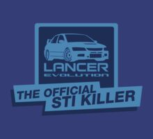 Mitsubishi Lancer Evo - STI Killer - 5 by TheGearbox
