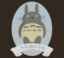 My Neighbour Totoro by incipient