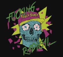 Rad Skull by Jeremy Borella