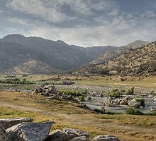 Three Rivers, California by Amadeus-ch