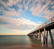 Grange Jetty by MarkCooperPhoto