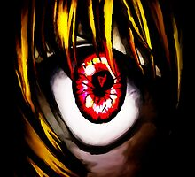 Kurapika's Eye by jpmdesign