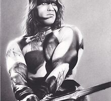 Conan the Barbarian by brittnideweese