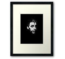 Till - Rammstein Framed Print
